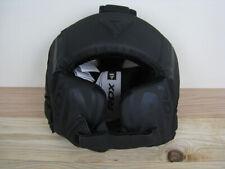 RDX Headgear MMA Helmet Protector Kick Boxing Head Guard Martial Arts Sparring U