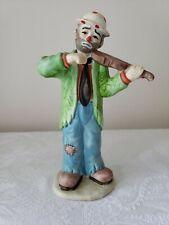 Emmey Kelly Jr. Porcelain Circus Clown