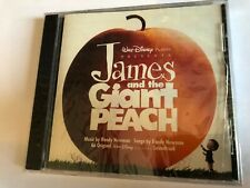 JAMES AND THE GIANT PEACH (Newman) OOP '96 Disney Soundtrack Score OST CD SEALED