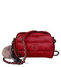 Bolsas hombro Laura Biagiotti Lb17w108-6 rojo Nosize