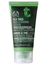 The Body Shop Tea Tree Skin Clearing Lotion - For Blemished Skin - 50mls