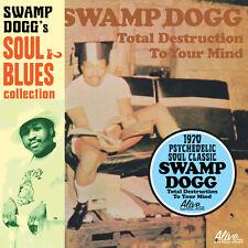 SWAMP DOGG - Total Destruction to Your Mind! - digipack w OBI STRIP CD