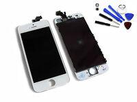 Retina Display für original iPhone 5 weiß Glas Touchscreen LCD Händler