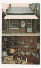 The Pennyfeather Shop (only bird items), Southern Pines, NC (Vintage Post Card)