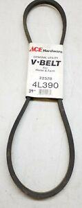 4L390 ACE Hardware General Utility V-Belt Free Shipping 4L390