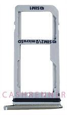 SIM Dual Halter G Karten Leser Schlitten Card Tray Holder Samsung Galaxy S7 Duos