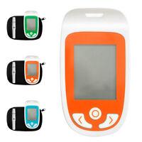 Blood Sugar Meter Glucose Cholesterol UA Test Strip Self Moniter Starter Kit