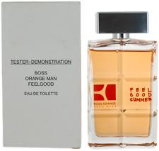 Feel Good Summer By Hugo Boss For Men EDT Cologne Spray 3.3oz Tester New