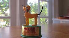 1970's Kohner push puppet Pluto pup toy Vintage Disney Mini puppet