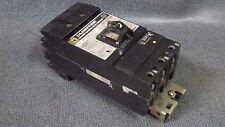 SQUARE D I-LIMITER BREAKER I-LINE 40 AMP 600 VAC 3 POLE MODEL FI36040