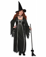 Witches & Wizards Black Witch - Plus Sized Adult Costume