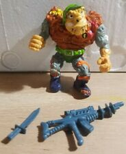 TMNT General Traag 1989 Vintage Action Figure