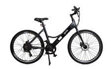 GenZe e102 Rec Riser Electric Bike - Silver 350 wattsv 16-102-SIL-350-SKD Ebike