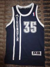 Kevin Durant #35 Oklahoma Ciudad Thunder Adidas NBA Camiseta Youth S