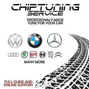 Chip tuning service with flasher - Custom tuning VAG, BMW, Mercedes,Ford,Alfa