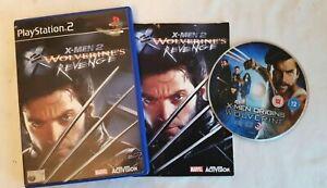 Playstation 2 PS2 Game  - X-Men 2 Wolverine's Revenge  - 5030917019791