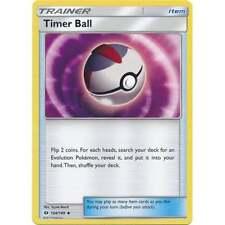 POKEMON SUN & MOON (BASE SET) * 134/149 Timer Ball
