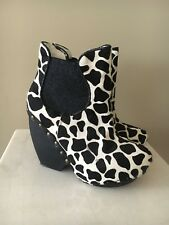 Irregular Choice Booties 39/8