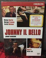 Johnny il Bello (1989) DVD + Booklet Nuovo Mickey Rourke M. Freeman F. Whitaker