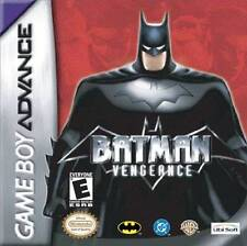 Batman Vengeance GBA Great Condition Fast Shipping