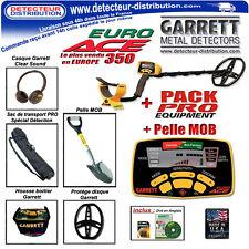 Euro Ace PROMO !!! Détecteur de métaux - NEUF !!! Garrett EuroAce 350 + Pack Pro