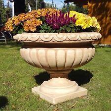 Amphore Vase Schale Pflanzgefäß Kübel Steinvase Gartendekoration Art.270/TE