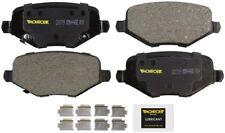 Monroe Total Solution Ceramic Brake Pads fits 2013-2014 Volkswagen Routan  MONRO