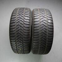 2x Pirelli Winter Sottozero 3 MO 225/45 R18 95H DOT 1817 Winterreifen