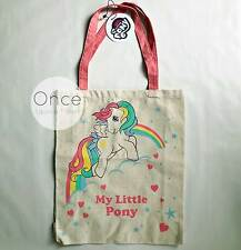Primark MY LITTLE PONY Canvas Tote REUSABLE BAGS