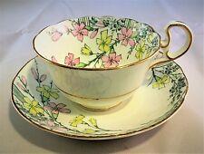 Radfords Fenton Latona Fine Bone China Teacup and Saucer England