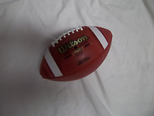 Wilson F1005 Traditional Official Game Football NEW STYLE