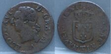 France - Frankrijk : 1 Liard 1781 W Lille LOUIS XVI