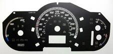 Lockwood Lexus RX400H 0-240KMH BLACK Dial Conversion Kit C690