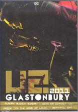 DVD U2 Live Glastonbury 2011 DVD