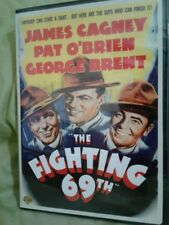 THE FIGHTING 69TH JAMES CAGNEY PAT O'BRIEN  NEW SEALED 2007 WARNER DVD OOP WB