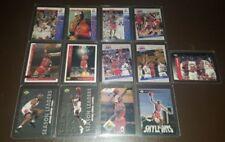 Upper Deck Chicago Bulls Single NBA Basketball Trading Cards