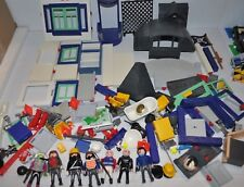lot of 2 pounds PLAYMOBIL TOYS Figures, building, Accessories +++