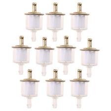 10 Pz. 5/16 '' Filtri benzina universale per motori a benzina di piccola