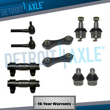 New 10pc Front Complete Suspension Kit Ford Ranger Mazda B2300 B3000 B4000 - 2WD