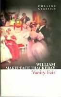 Vanity Fair by William Makepeace Thackeray brand new paperback Collins Classics