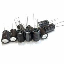 (PKG of 10) 22uF 350V Electrolytic Capacitor, Radial, 105ºC, Nichicon PB Series