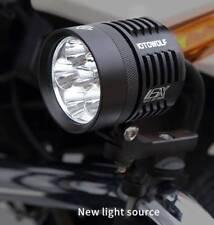 12V 60W CREE LED Spot Light Motorcycle Motorbike Off Road Waterproof Head light