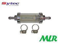"""Land Rover Serie 1/2/3 6mm 1/4 """" Sytec Einsatzfähiger Innen Glas"""