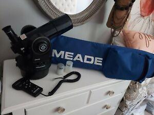Meade EXT 70 telescope