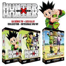 ★Hunter X Hunter★ Intégrale TV + OAVs - 3 Coffrets Gold - 19 DVD