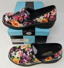 Brandy Clog by Savvy, Womens,  Color: Chantilly Print