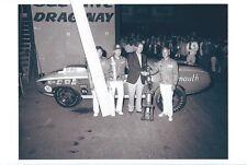 1970s NHRA Drag Racing-Sox & Martin-1970 Hemi Cuda-'Lil BOSS-BEE LINE DRAGWAY