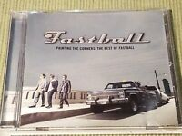 FASTBALL PAINTING THE CORNERS: THE BEST OF RARE 16 TRACK CD FREE SHIPPING