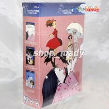 Paq. Box Set Studio Ghibli Vol. 6  en DVD Región 1 y 4 ESPAÑOL LATINO