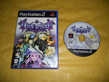 PS2 GAME: ODIN SPHERE-GDR-RPG-SONY PLAYSTATION-PS1-PS2-PS3-ITALIANO